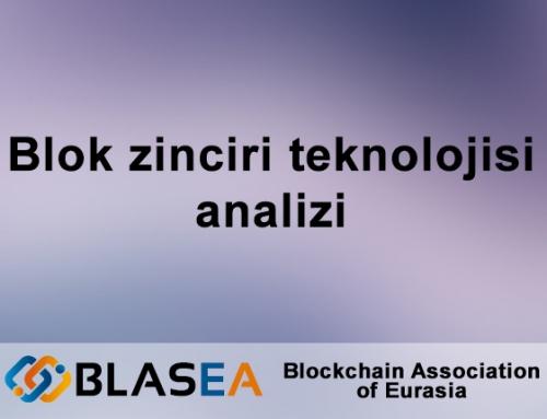 Blok Zinciri Teknolojisi Analizi