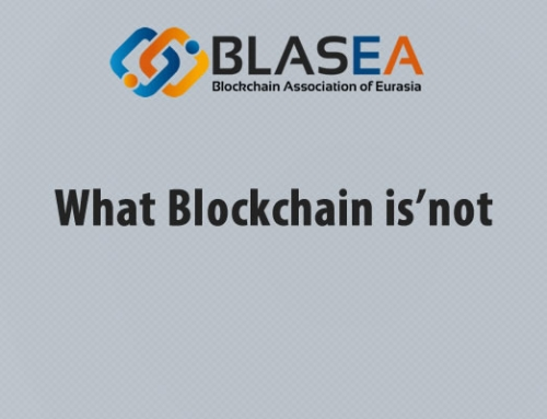 What Blockchain is'not