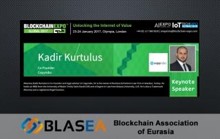 Blockchain Expo-Kadir Kurtulus