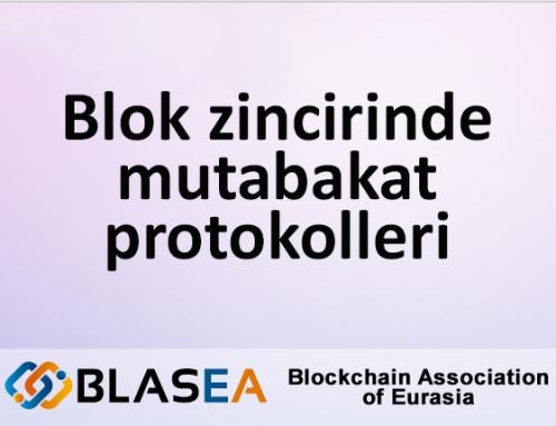 Blok zincirinde mutabakat protokolü nasıl işler ?