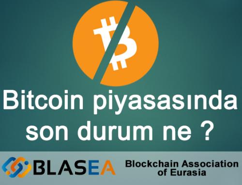Bitcoin piyasasında Neler oluyor ?