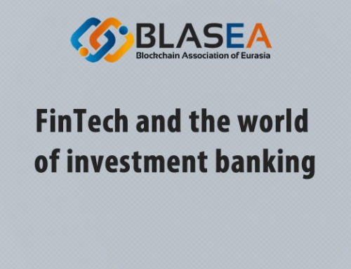 FinTech and the world of investment banking