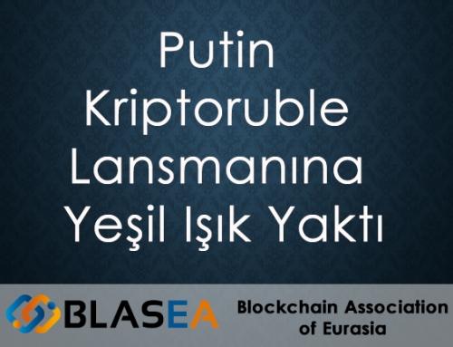 Putin Kriptoruble Lansmanına Yeşil Işık Yaktı